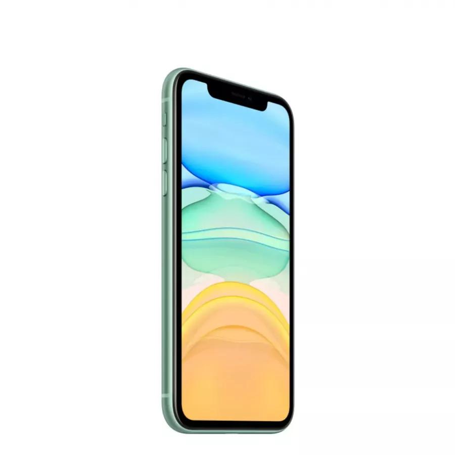 Apple iPhone 11 128ГБ Зеленый (Green). Вид 3
