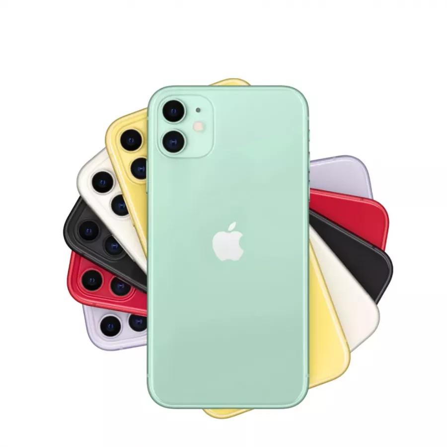 Apple iPhone 11 128ГБ Зеленый (Green). Вид 5