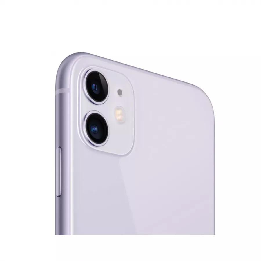 Apple iPhone 11 64ГБ Фиолетовый (Purple). Вид 2