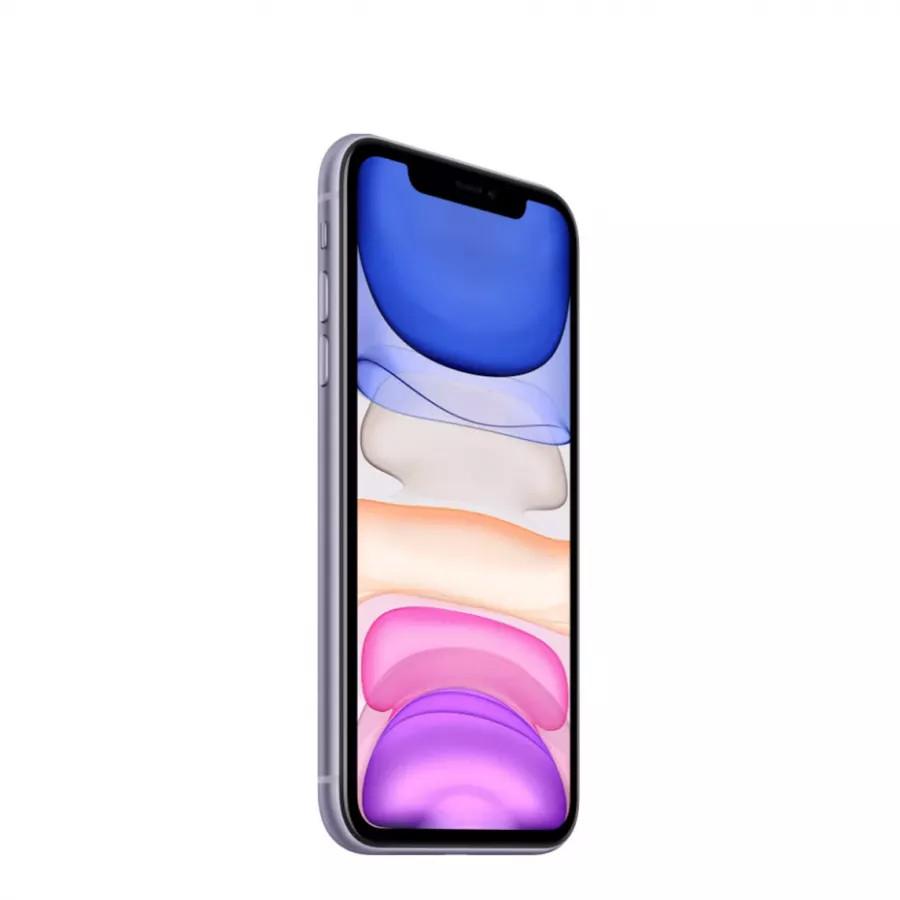 Apple iPhone 11 64ГБ Фиолетовый (Purple). Вид 3