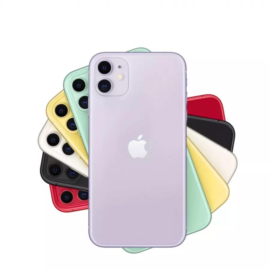 Apple iPhone 11 128ГБ Фиолетовый (Purple). Вид 5