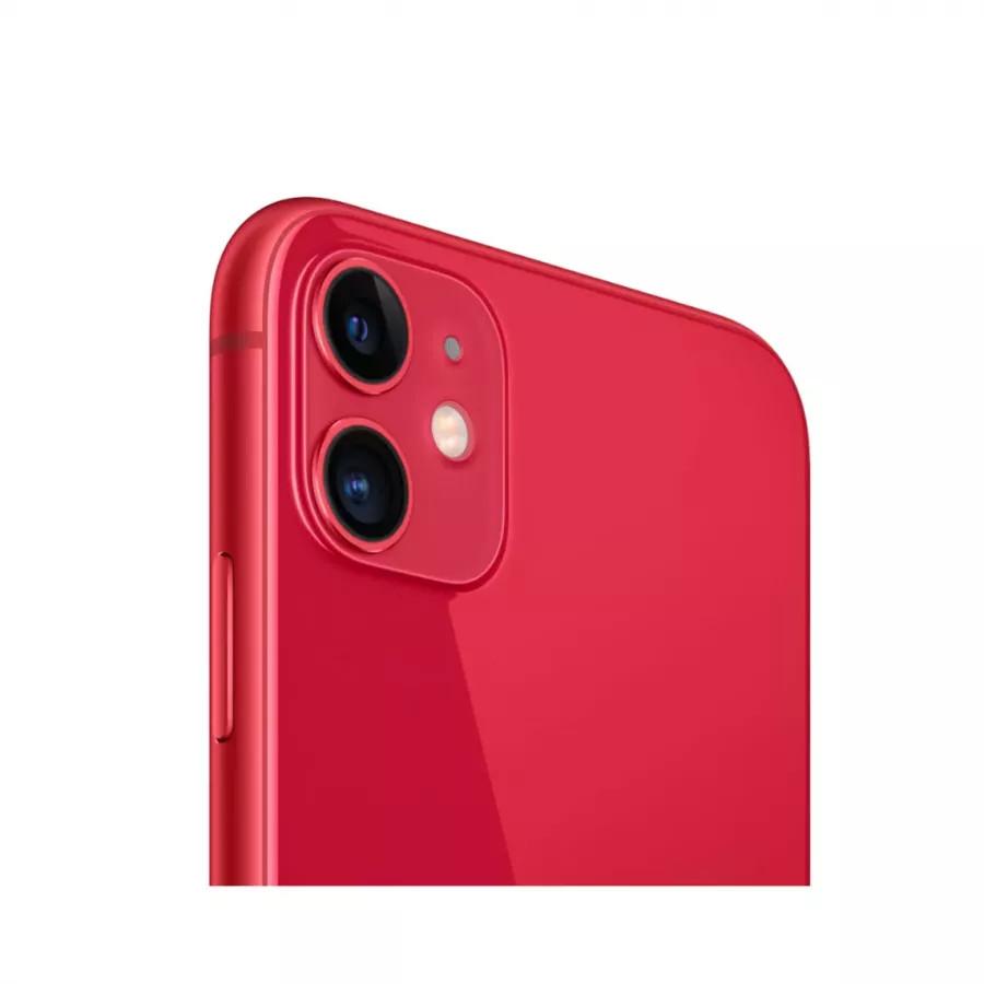 Apple iPhone 11 256ГБ Красный ((PRODUCT)RED). Вид 2