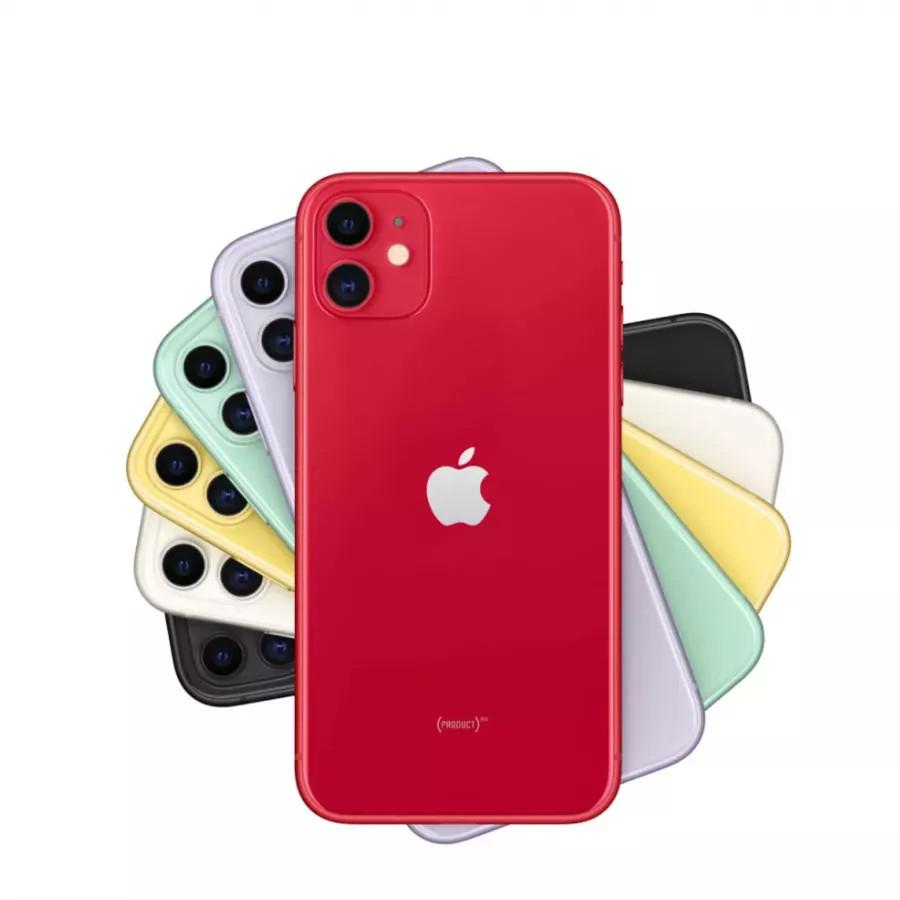 Apple iPhone 11 256ГБ Красный ((PRODUCT)RED). Вид 4