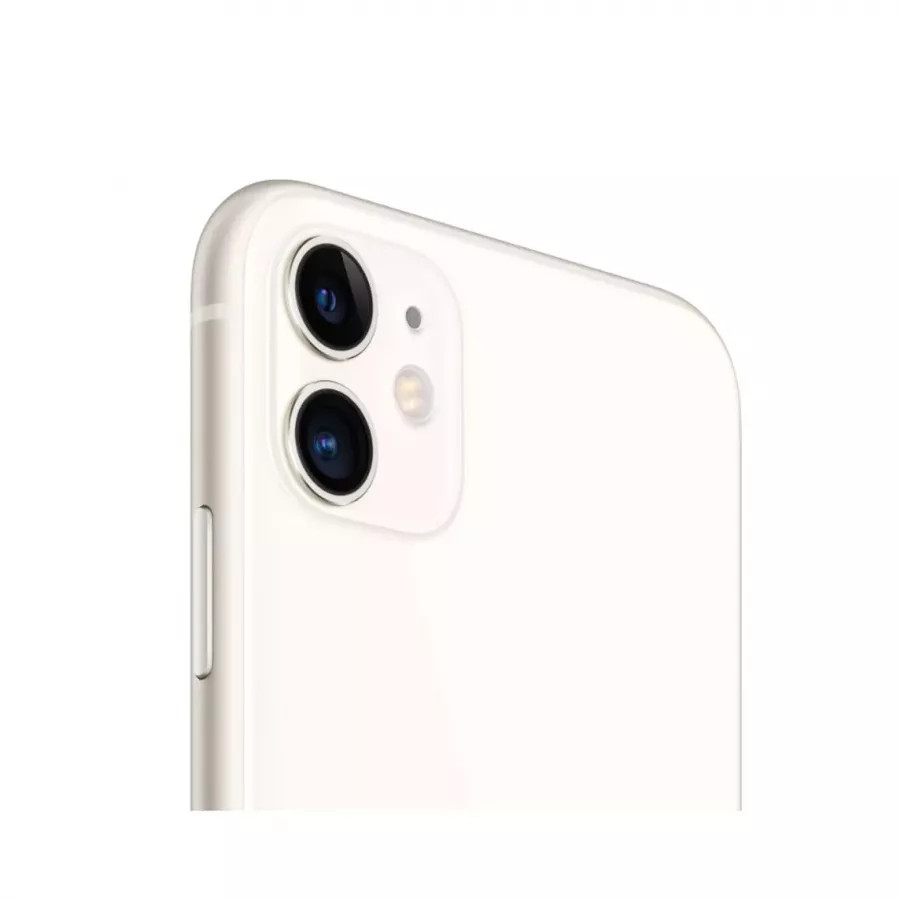 Apple iPhone 11 64ГБ Белый (White). Вид 2