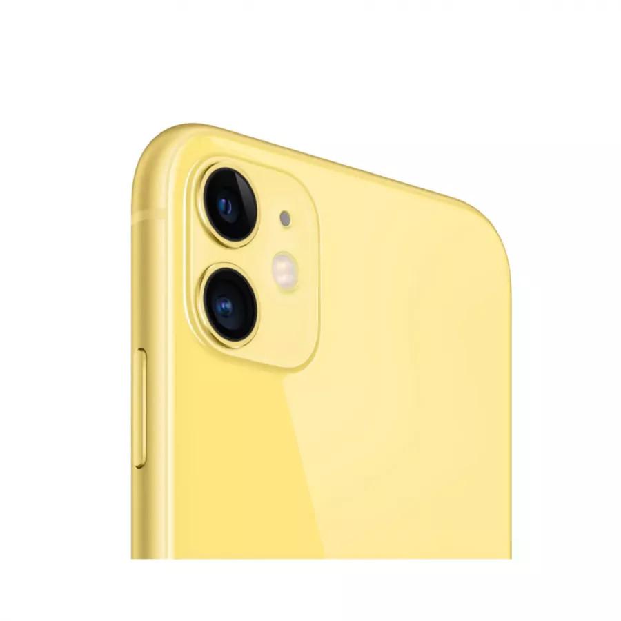 Apple iPhone 11 64ГБ Желтый (Yellow). Вид 2