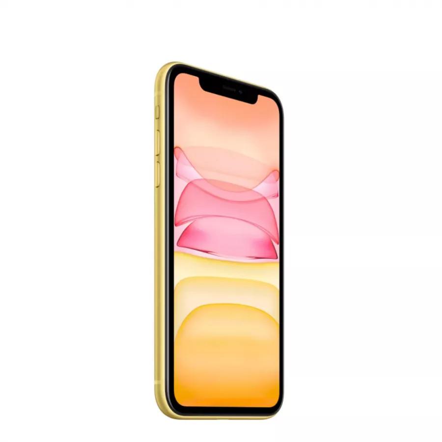 Apple iPhone 11 64ГБ Желтый (Yellow). Вид 3