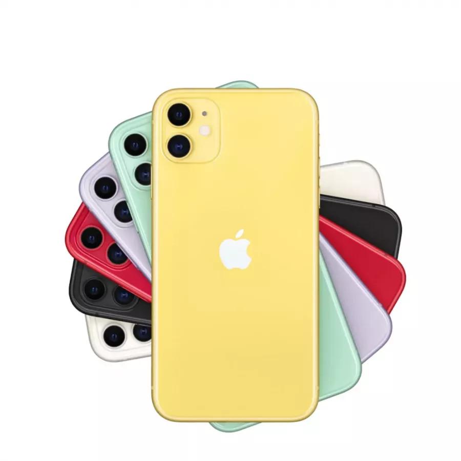 Apple iPhone 11 64ГБ Желтый (Yellow). Вид 5
