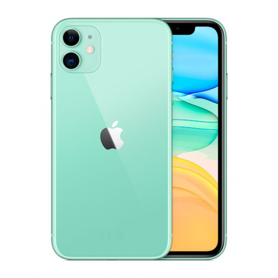 Apple iPhone 11 64ГБ Зеленый (Green)