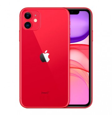 Apple iPhone 11 64ГБ Красный ((PRODUCT)RED)