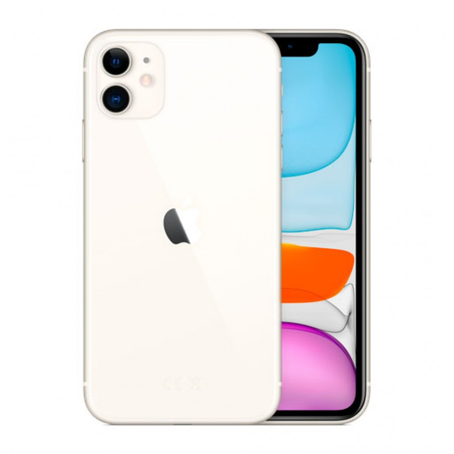 Купить Apple iPhone 11 256ГБ Белый (White) в Сочи