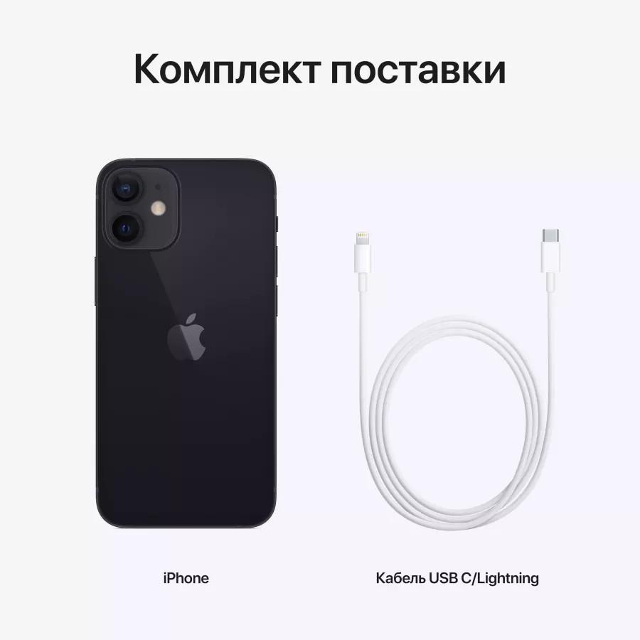 Apple iPhone 12 mini 256ГБ Черный. Вид 7