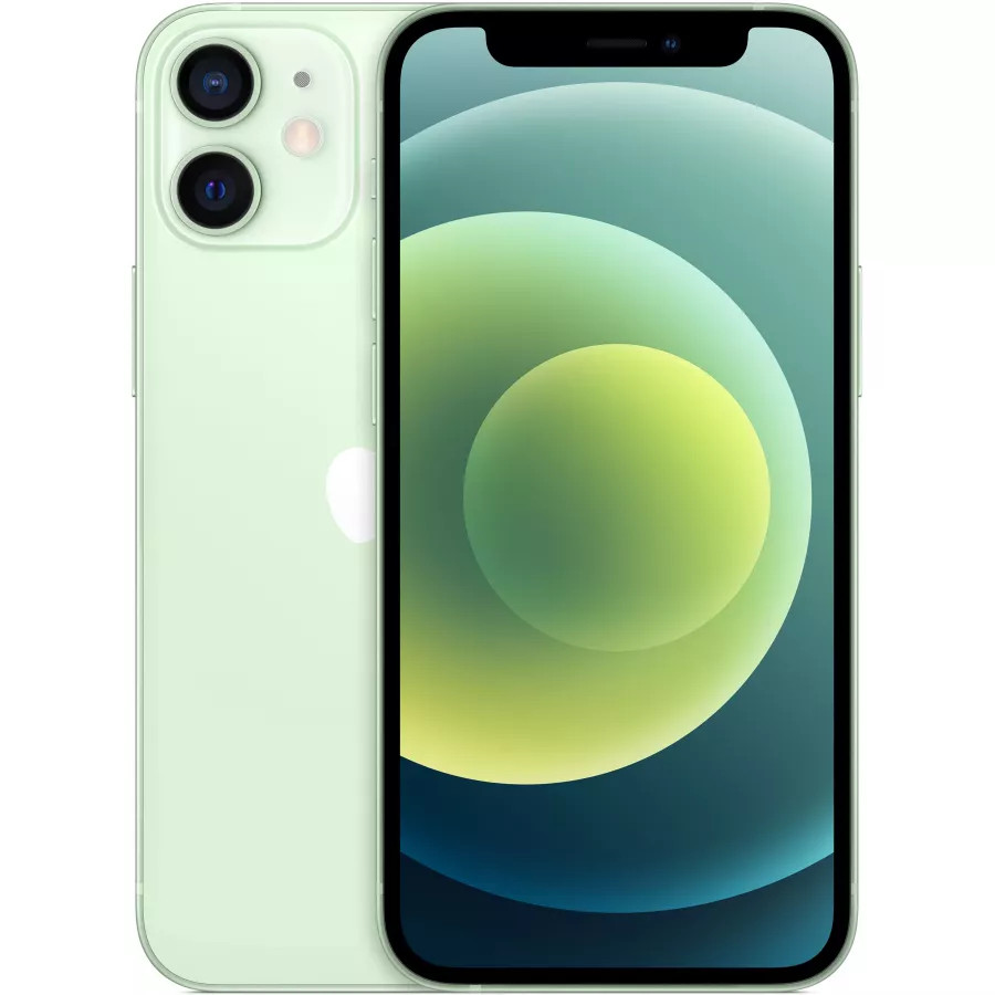 Apple iPhone 12 mini 128ГБ Зеленый. Вид 1