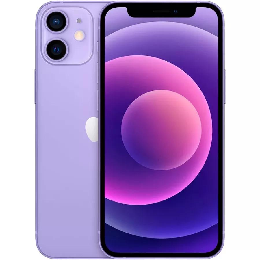 Apple iPhone 12 mini 64ГБ Фиолетовый. Вид 1