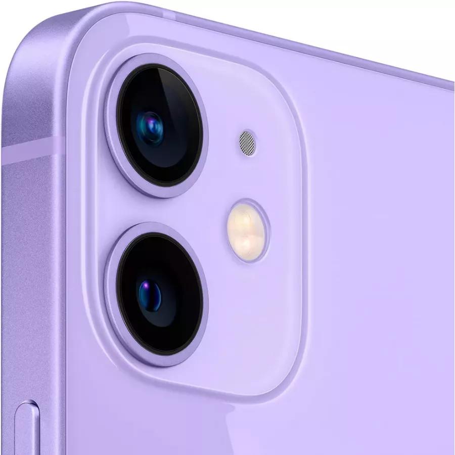 Apple iPhone 12 mini 64ГБ Фиолетовый. Вид 3