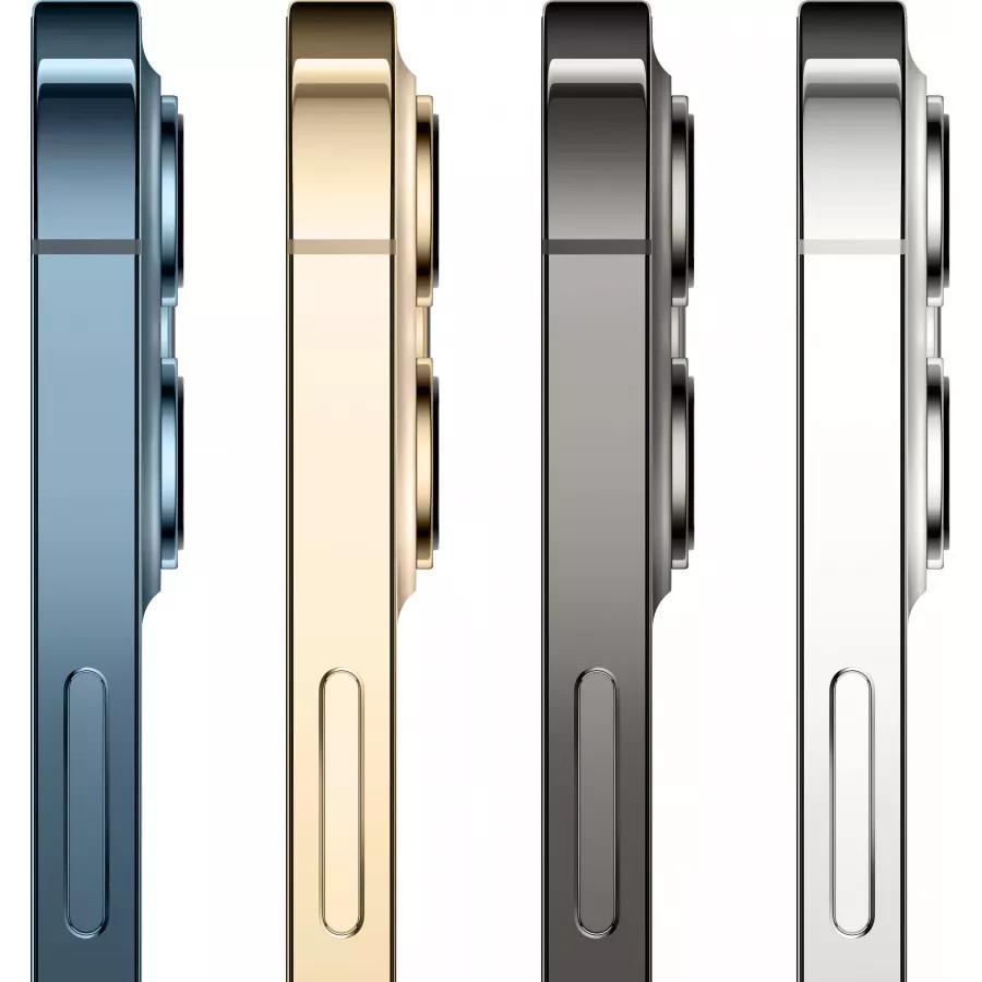 Apple iPhone 12 Pro Max 512ГБ Серебристый. Вид 4