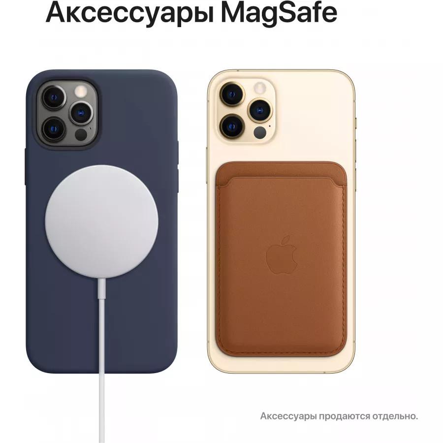 Apple iPhone 12 Pro Max 512ГБ Серебристый. Вид 7