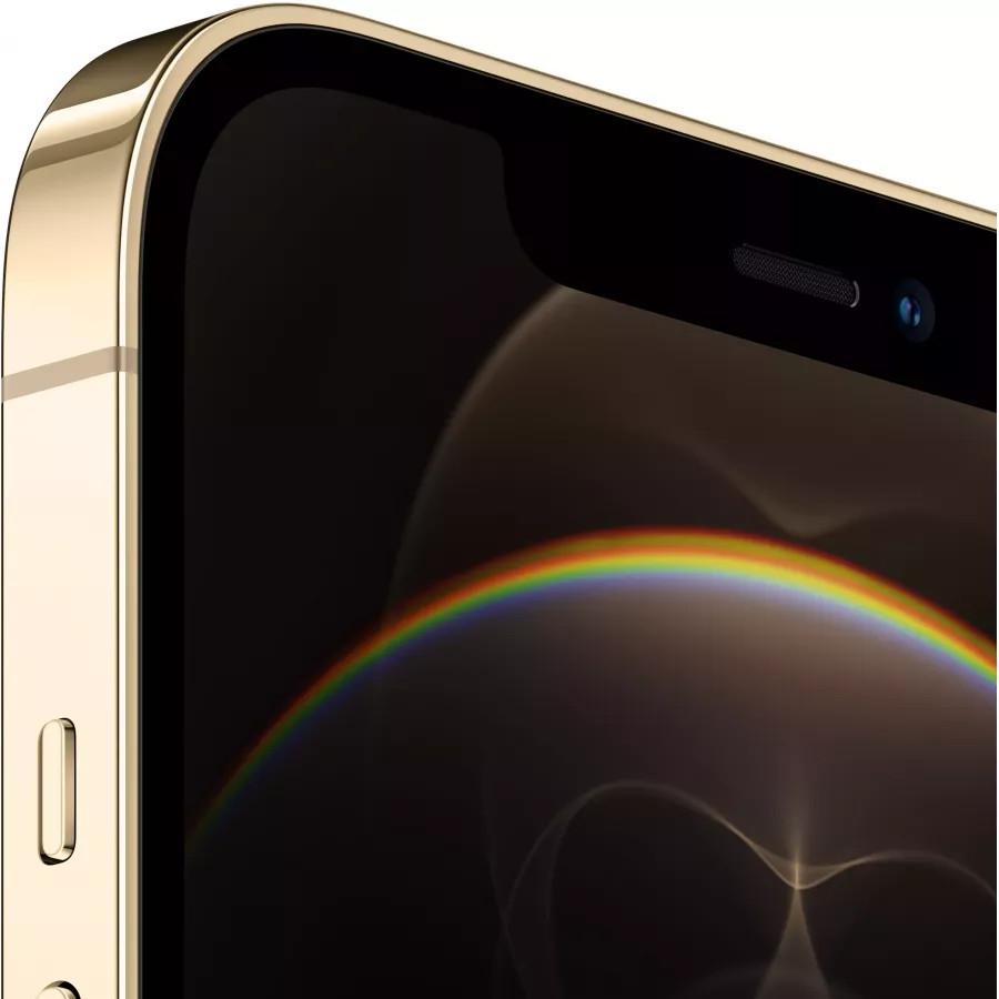 Apple iPhone 12 Pro Max 512ГБ Золотой. Вид 2