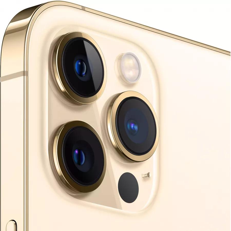 Apple iPhone 12 Pro Max 512ГБ Золотой. Вид 3