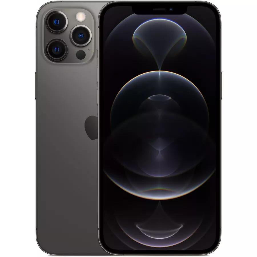 Apple iPhone 12 Pro Max 256ГБ Graphite (Графитовый). Вид 1