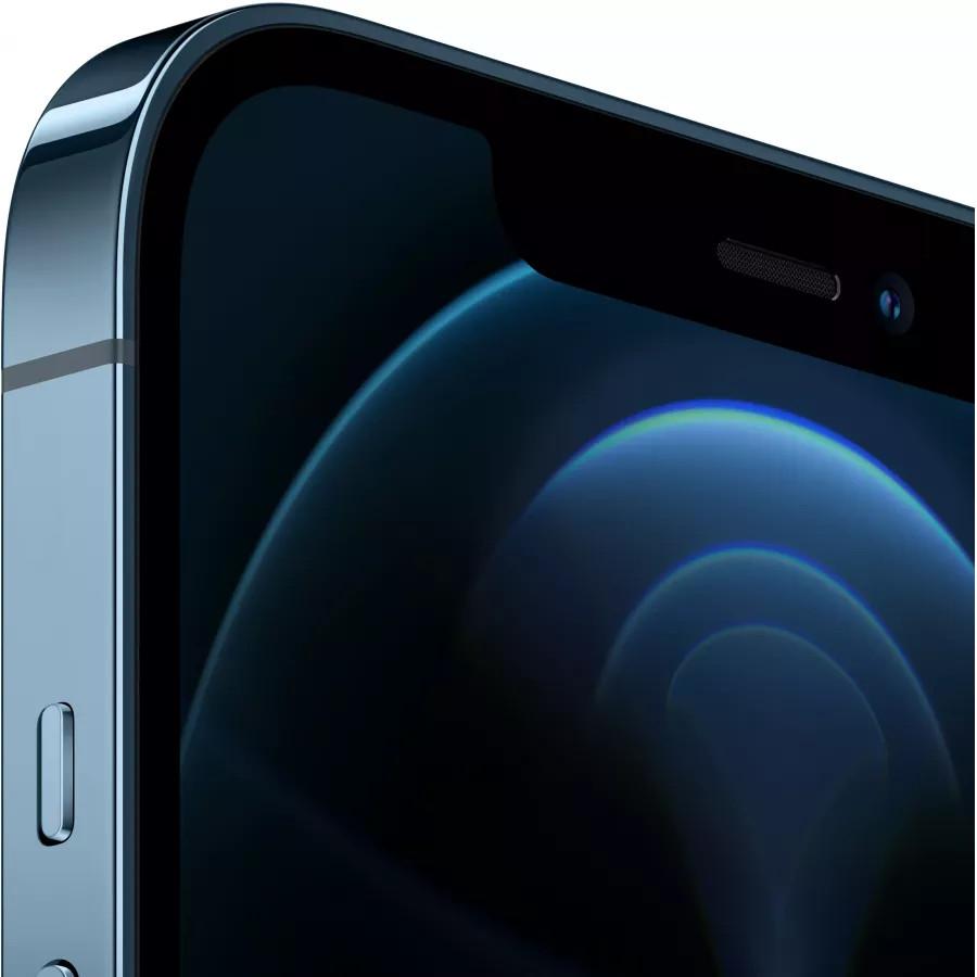 Apple iPhone 12 Pro Max 128ГБ Pacific Blue (Тихоокеанский синий). Вид 2