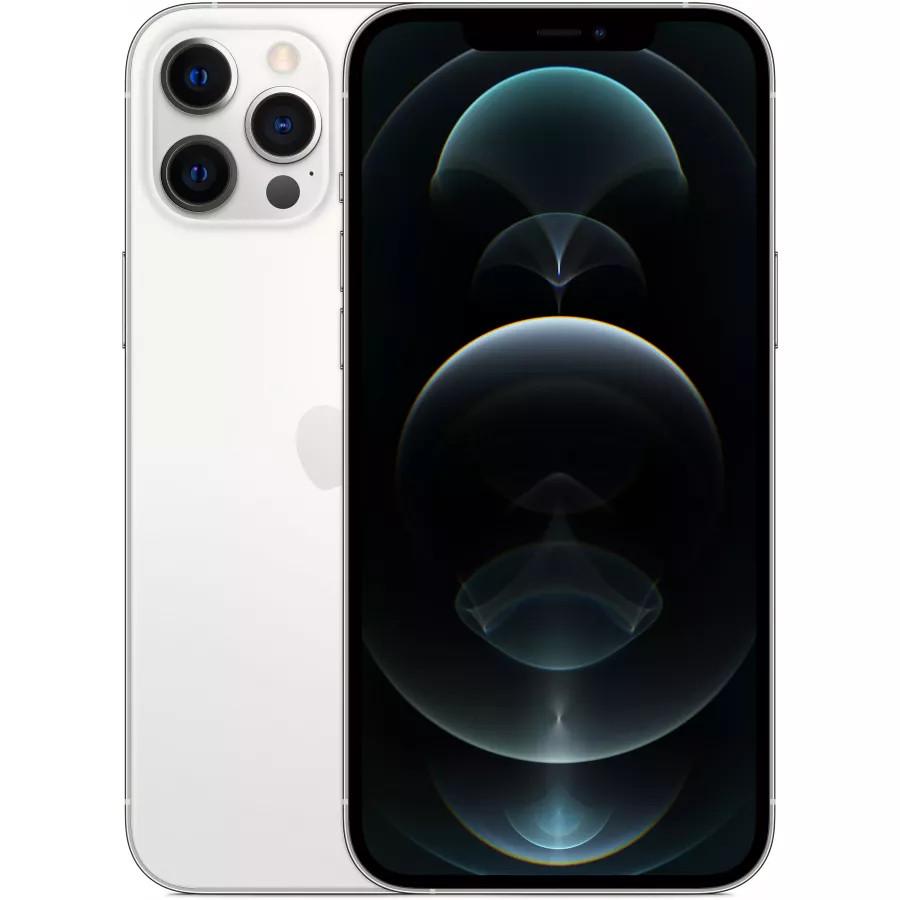 Apple iPhone 12 Pro Max 512ГБ Серебристый. Вид 1