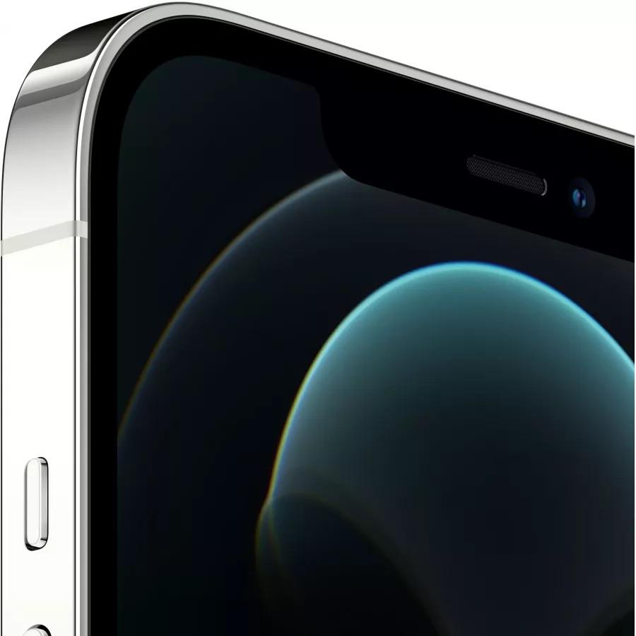 Apple iPhone 12 Pro Max 512ГБ Серебристый. Вид 2