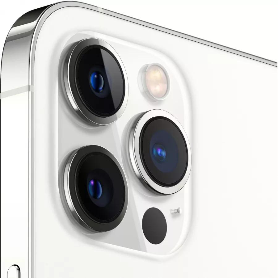 Apple iPhone 12 Pro Max 512ГБ Серебристый. Вид 3