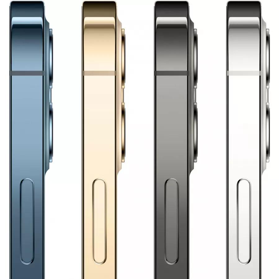 Apple iPhone 12 Pro 256ГБ Pacific Blue (Тихоокеанский синий). Вид 4