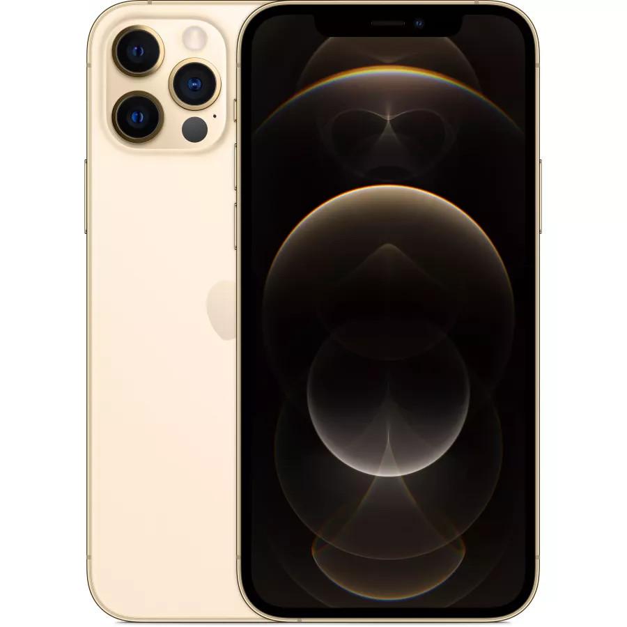 Apple iPhone 12 Pro 512ГБ Золотой. Вид 1