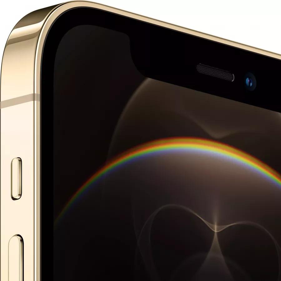 Apple iPhone 12 Pro 512ГБ Золотой. Вид 2
