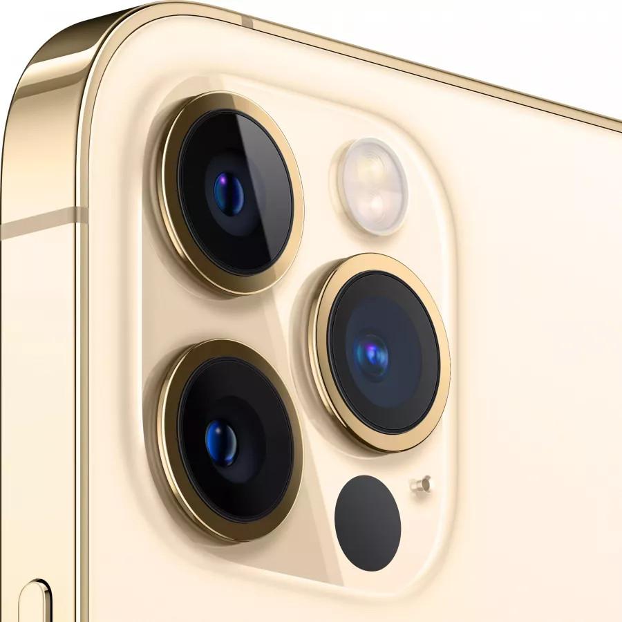 Apple iPhone 12 Pro 512ГБ Золотой. Вид 3