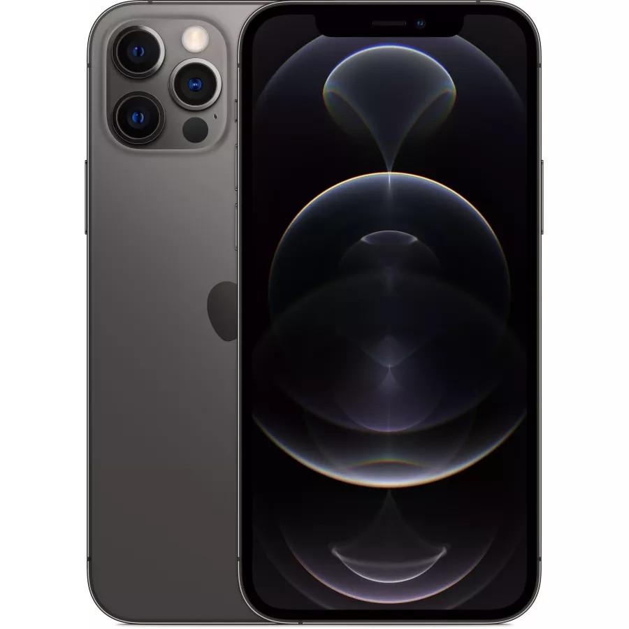 Apple iPhone 12 Pro 128ГБ Graphite (Графитовый). Вид 1