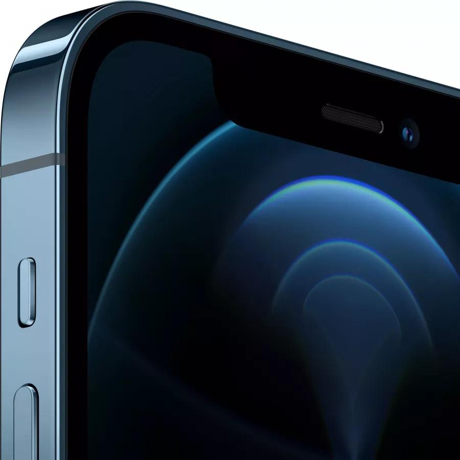 Apple iPhone 12 Pro 256ГБ Pacific Blue (Тихоокеанский синий). Вид 2