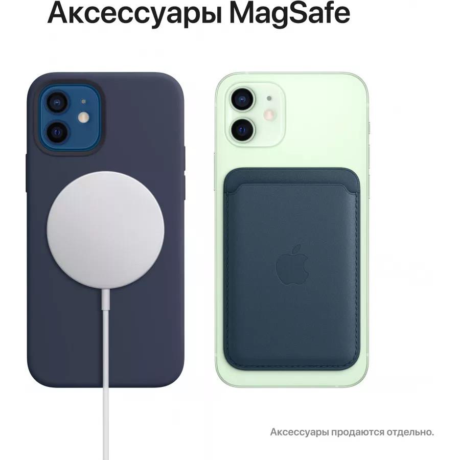 Apple iPhone 12 128ГБ Зеленый. Вид 6