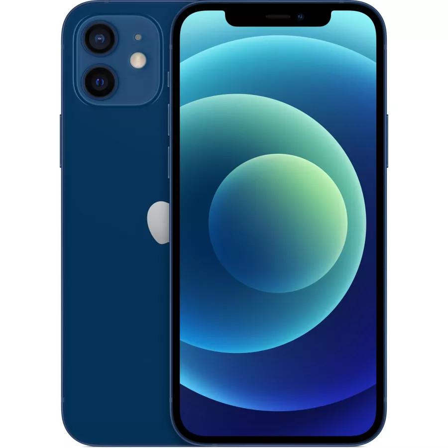 Apple iPhone 12 128ГБ Синий. Вид 1