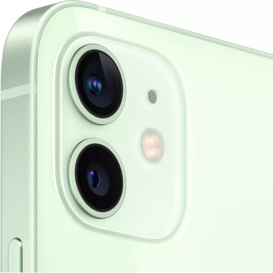Apple iPhone 12 64ГБ Зеленый. Вид 3