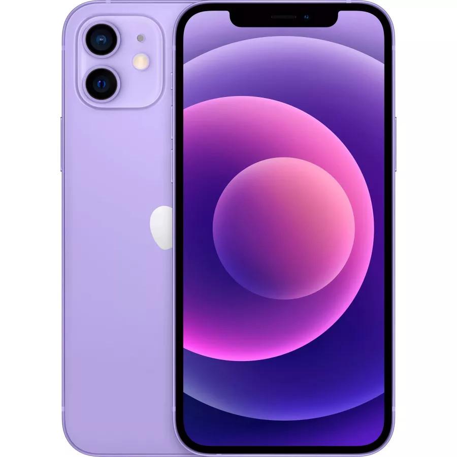 Apple iPhone 12 128ГБ Фиолетовый. Вид 1