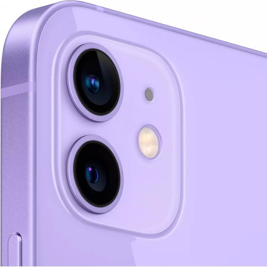 Apple iPhone 12 128ГБ Фиолетовый. Вид 3