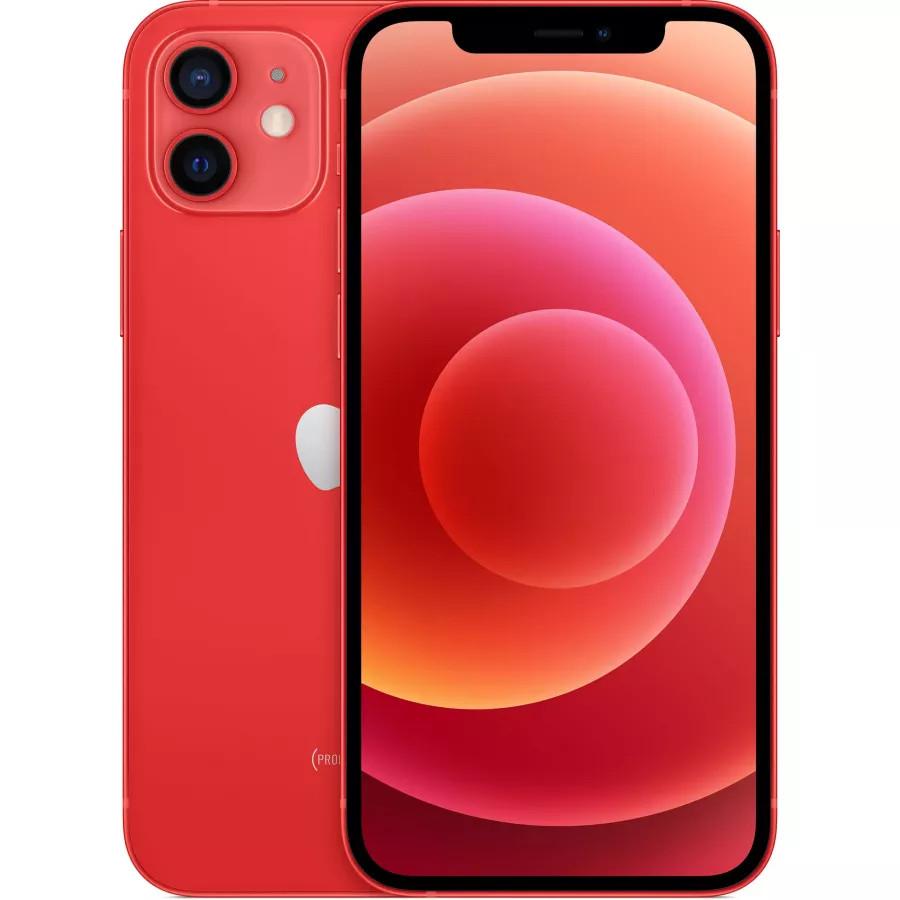 Apple iPhone 12 128ГБ Красный (PRODUCT)RED. Вид 1
