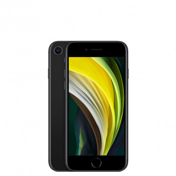 Apple iPhone SE (2020) 128ГБ Черный (Black). Вид 1