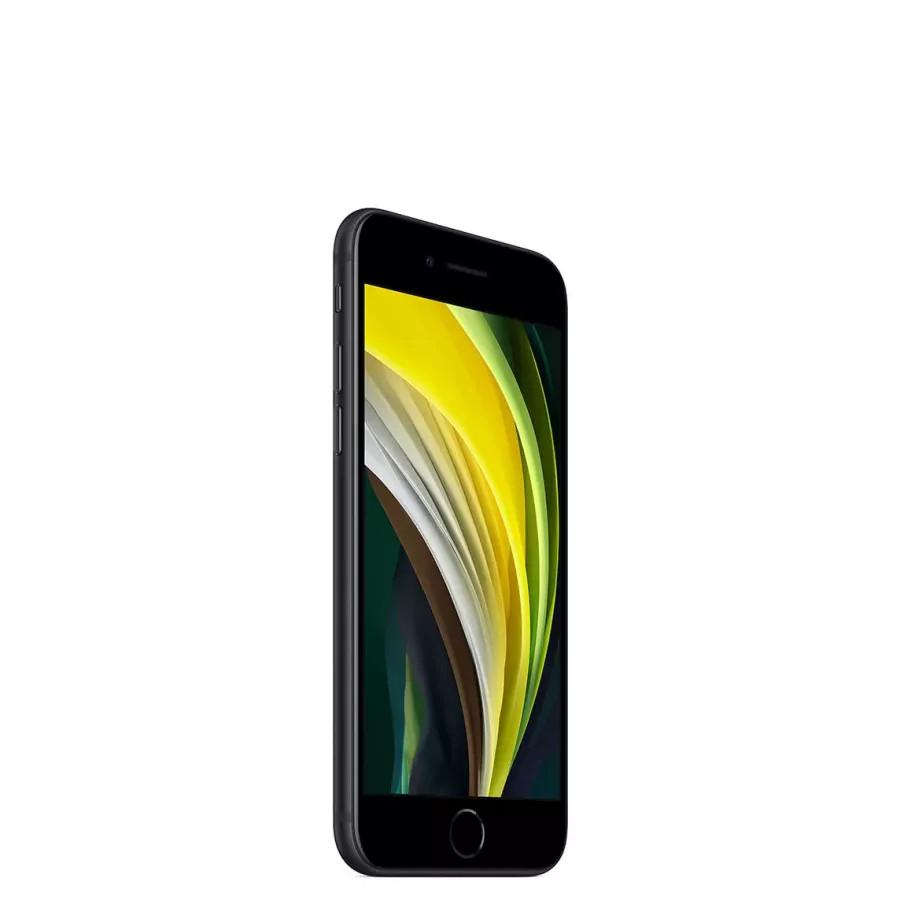 Apple iPhone SE (2020) 256ГБ Черный (Black). Вид 3