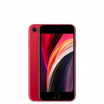 Apple iPhone SE (2020) 64ГБ Красный ((PRODUCT)RED). Вид 1