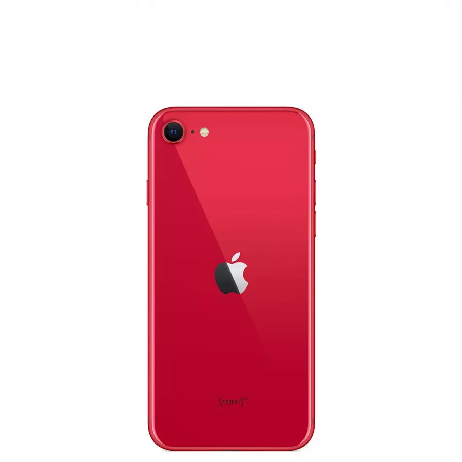 Apple iPhone SE (2020) 64ГБ Красный ((PRODUCT)RED). Вид 2
