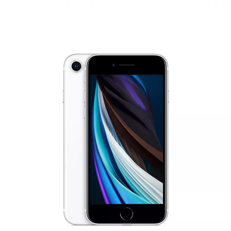 Apple iPhone SE (2020) 64ГБ Белый (White). Вид 1