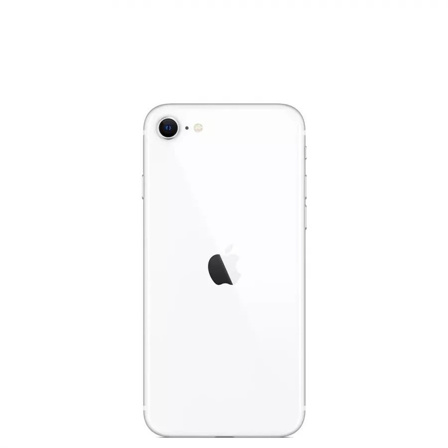 Apple iPhone SE (2020) 64ГБ Белый (White). Вид 2