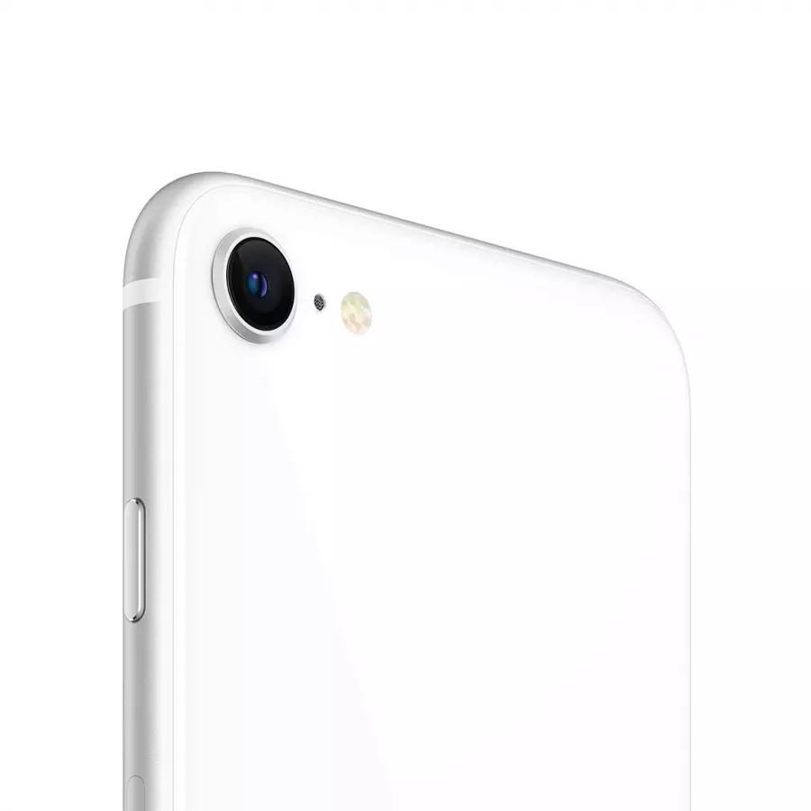 Apple iPhone SE (2020) 64ГБ Белый (White). Вид 4