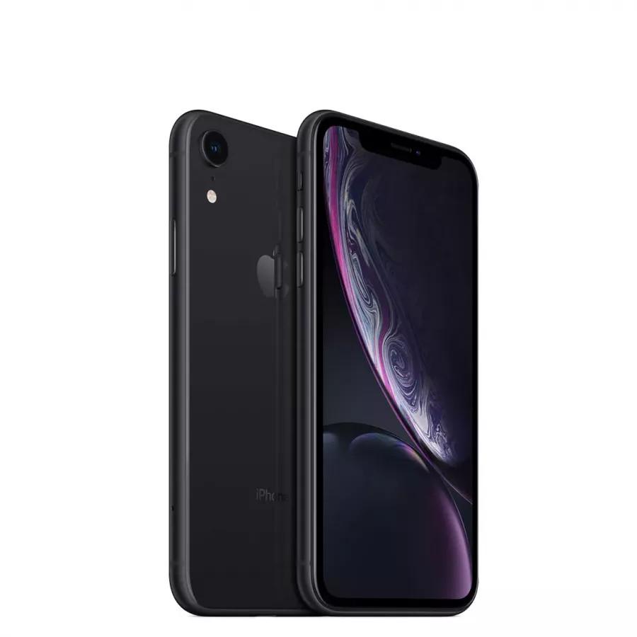 Apple iPhone XR 128ГБ Черный (Black). Вид 1