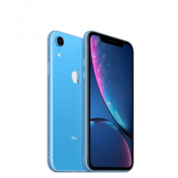 Apple iPhone XR 64ГБ Синий (Blue). Вид 1