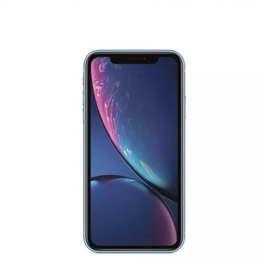 Apple iPhone XR 64ГБ Синий (Blue). Вид 2