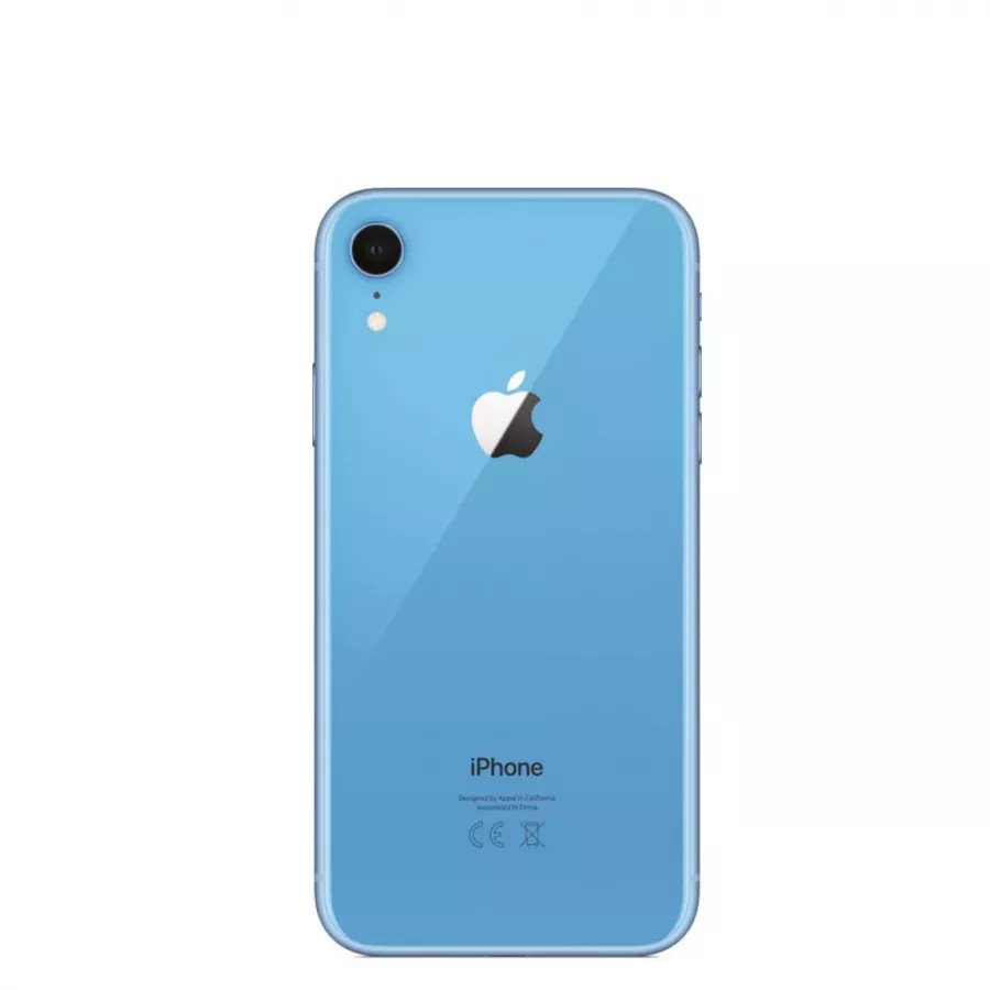 Apple iPhone XR 64ГБ Синий (Blue). Вид 3